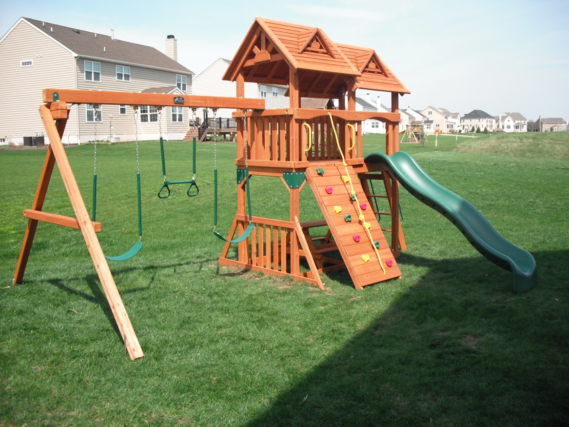 Playground Sets For Backyards Costco Homideal