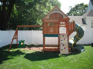 Big Backyard Centennial Swingset Installer NJ, PA, DE, MD, NY, CT